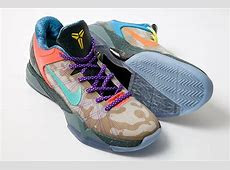 Nike Zoom Kobe VII System ?What The Kobe? Edition   How To