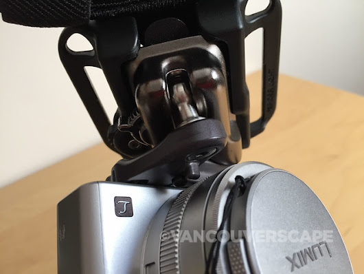 Mount Your Camera to Your Backpack with Spiderlight  | Vancouverscape