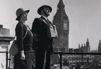 FCO roof spotters overlooking Whitehall