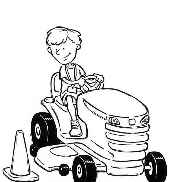 traktoren zum ausmalen  malvorlagen gratis