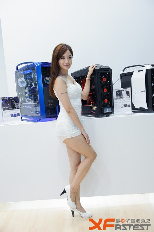 Booth Babes Computex 2014 (44)
