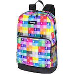 """Fortnite 18"""" Amplify Backpack, MultiColored"""