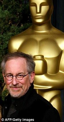 Hollywood legend Steven Spielberg