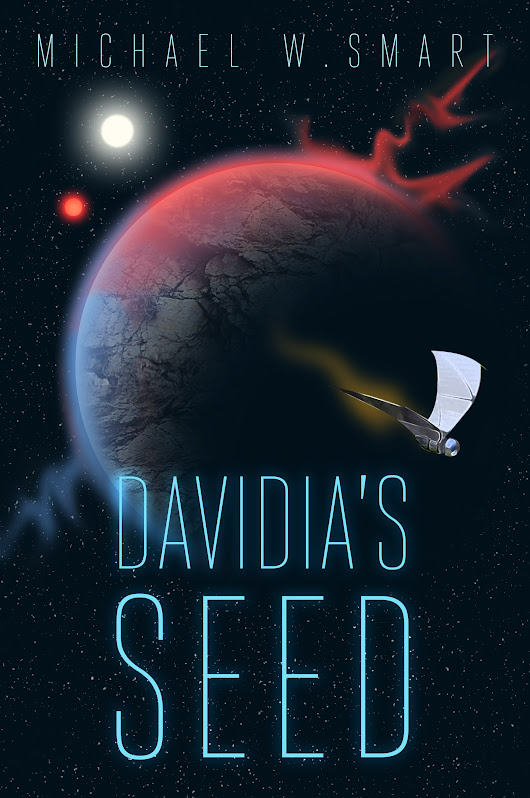 Michael's Newest Release--Davidia's Seed