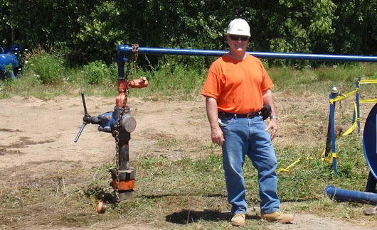 You Know the Drill: Longtime Driller Finds Value in Geology Background