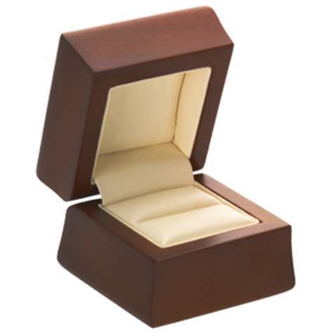 Amber Wood Single Engagement or Double Ring Wedding Set