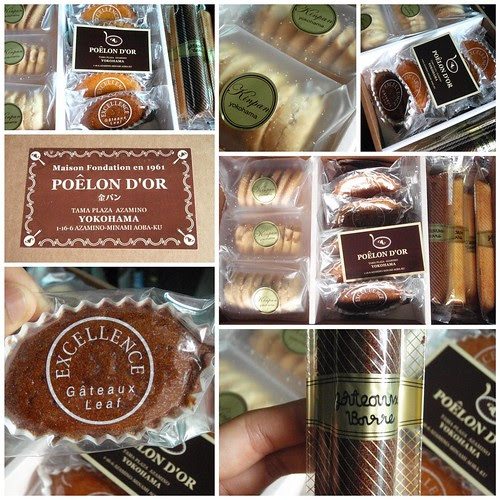 perla's pastry boutique + cupcakes + en japanese dining
