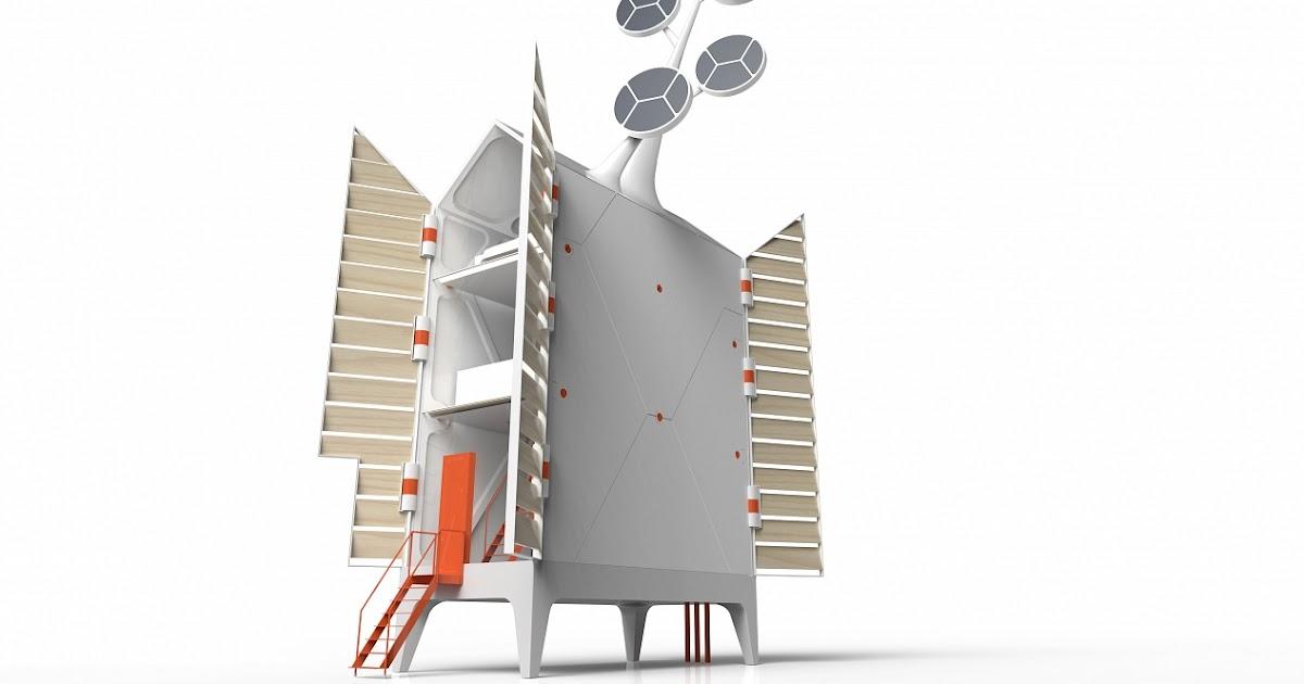 Casas de madera prefabricadas casa prefabricada ecologica autosuficiente Casa prefabricada ecologica autosuficiente