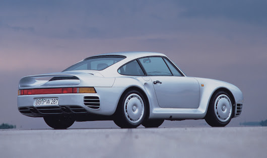 Porsche 960 mid-engine supercar back in the spotlight