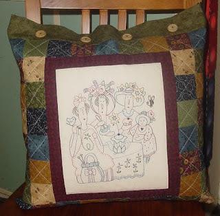 Cushion #3