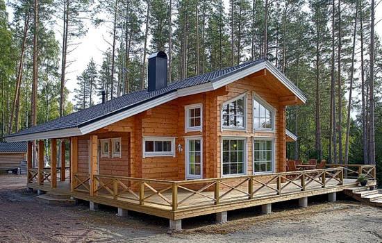Casas de madera prefabricadas casas prefabricadas daype - Maderas daype ...