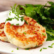 How to Make Parmesan Potato Pancakes