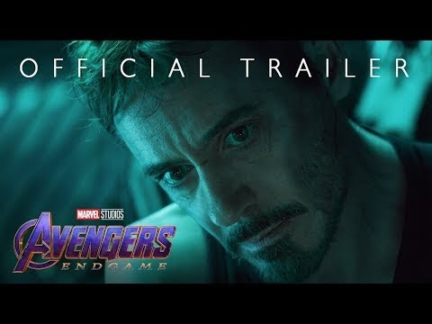 Avengers Endgame - Official Trailer