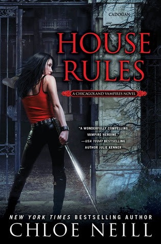 House Rules (Chicagoland Vampires, #7)