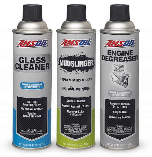 Introducing the Three Newest AMSOIL Products - AMSOIL Blog