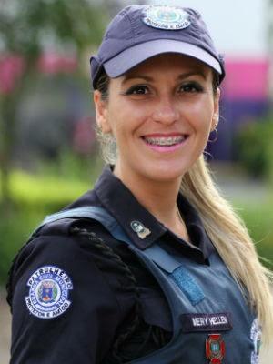 Mery Hellen venceu mais de 700 candidatas (Foto: Mery Hellen/Arquivo pessoal)