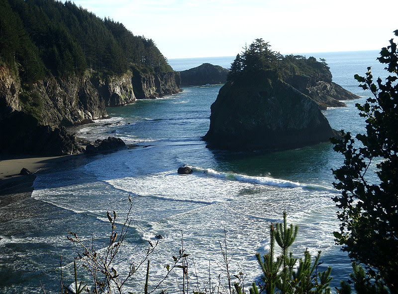 Arch Rock area, OR