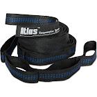 ENO Atlas Hammock Suspension System, Black