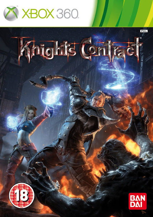 Knights Contract sur Microsoft Xbox360