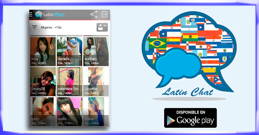 Latin Chat - Disponible en Android