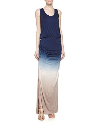 Young Fabulous and Broke Mel Ombre Maxi Dress