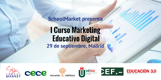I Curso Marketing Educativo Digital
