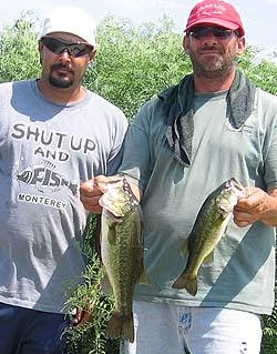 lake elmer thomas largemouth bass