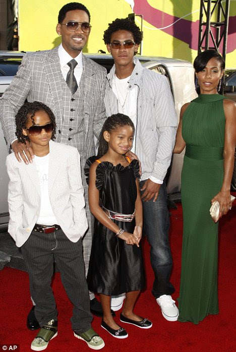 will smith family images. Smith. Family matters: Hancock