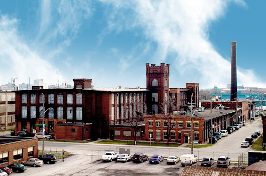 How a former cotton factory became a creative hub in Hamilton, Ont.