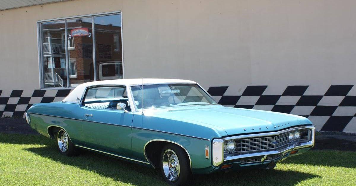 1969 Chevrolet Impala For Sale 1989402 Hemmings Motor News