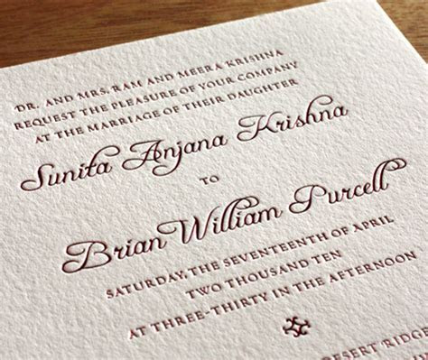 How to Choose the Best Wedding Invitations Wording