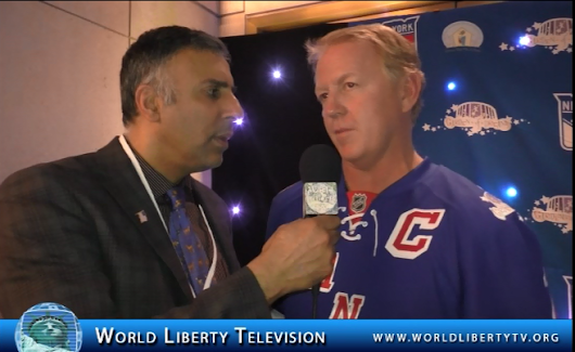 Exclusive Interview with Brian Leetch  Former NY Rangers Great-2017