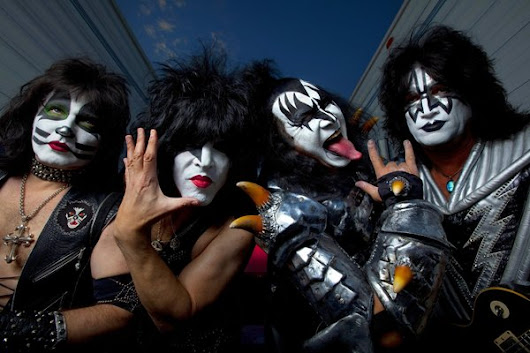 KISS: Limited Number Of Tickets Released For Acoustic Show