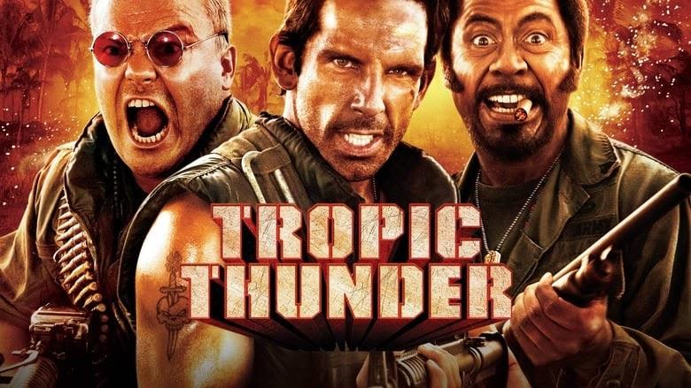 Tropic Thunder Stream Deutsch