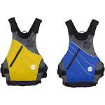 NRS Vapor Adult Small/Medium Life Jacket, Yellow & Large XL Life Jacket, Blue by VM Express