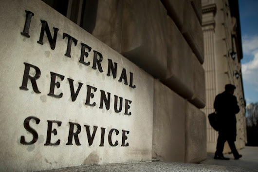 IRS gave bonuses to employees who owed back taxes, and that's not all