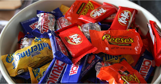 How to Burn Off Halloween Candy | POPSUGAR Fitness