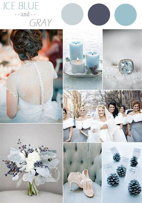 25  best ideas about January Wedding Colors on Pinterest