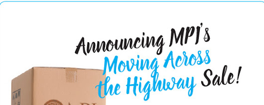 #MPI's Moving Across the Highway Sale