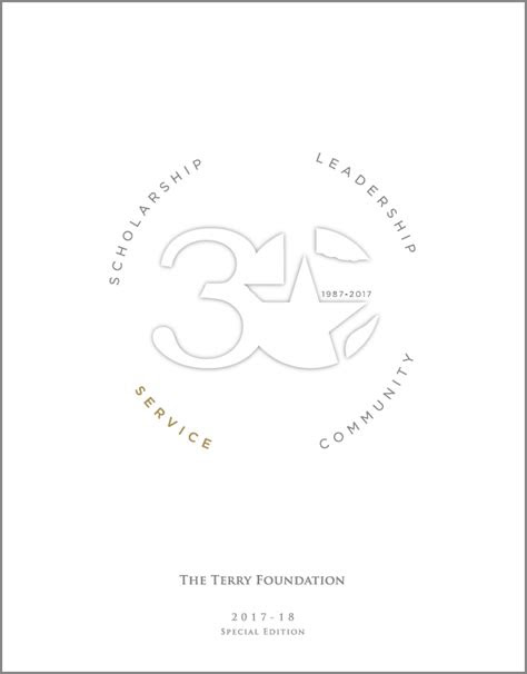 The Terry Foundation Annuals Archive | The Terry Foundation