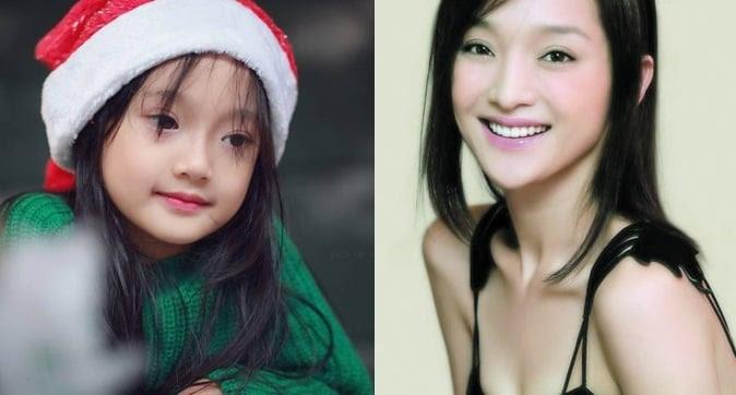 Hình ảnh Bé gái Việt chụp ảnh Noel gây sốt cư dân mạng số 2