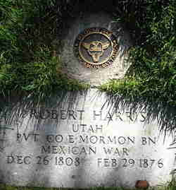 Pvt Robert Harris, Jr