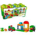 LEGO DUPLO - All-in-One-Box-of-Fun 10572