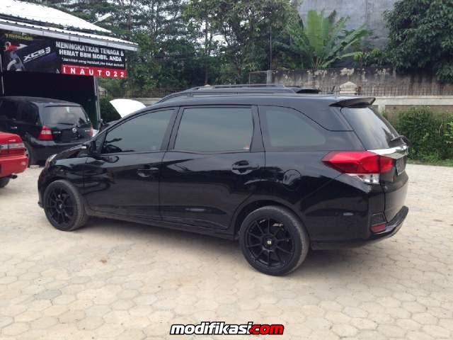Modifikasi Mobil Honda Mobilio