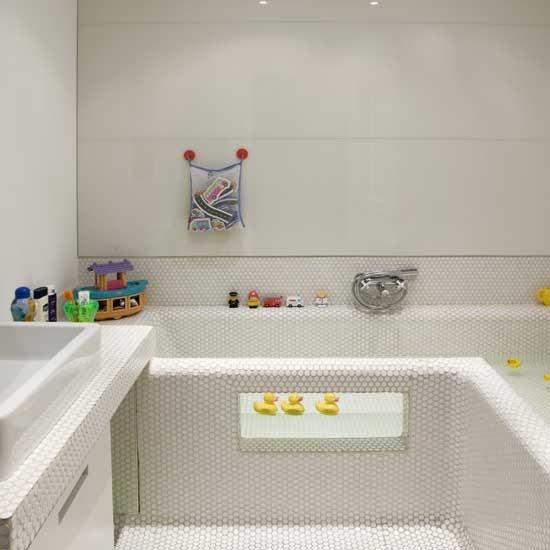 Playful family bathroom   Bathroom design   Decorating ...