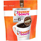 Dunkin' Donuts Original Blend Ground Coffee, Medium Roast - 45 oz bag
