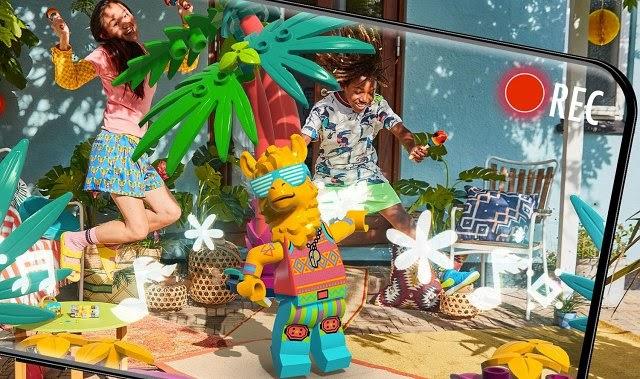 Lego запускает видеосервис Vidiyo, который позволит детям создавать собственные клипы в AR