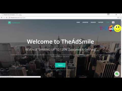 How to Join Real Earning Program in Pakistan TheAdSmile