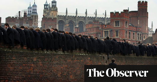 Exam reforms boost private pupils in race for universities | Education | The Guardian