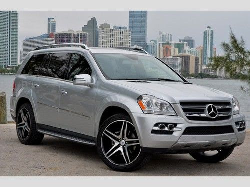 Sell used 2011 Mercedes-Benz GL450 SUV Automatic 4-Door ...